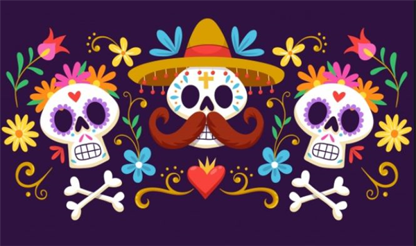 fete de morts au mexique