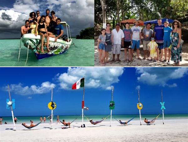 voyage au mexique en famille