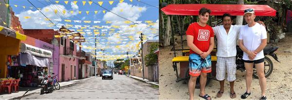 autotour au mexique découverte du Yucatan et Chiapas
