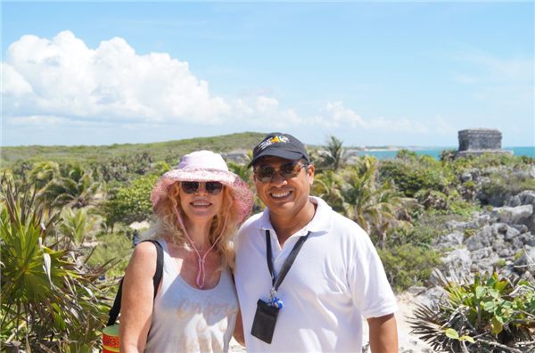 voyage sur mesure au Mexique avec un guide francophone privé