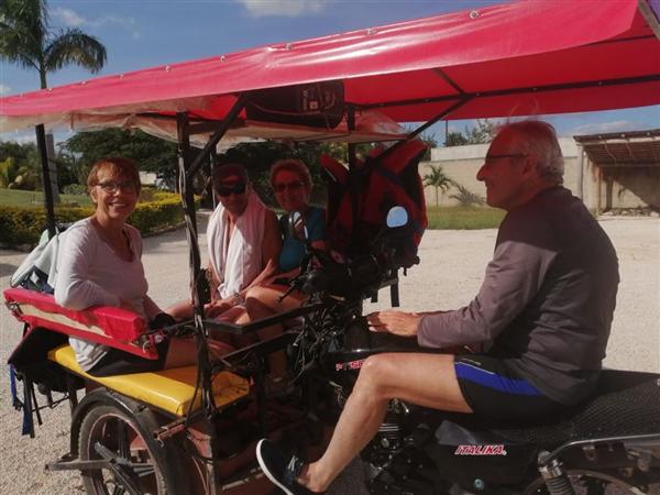voyage sur mesure au Mexique en autotour dans le yucatan