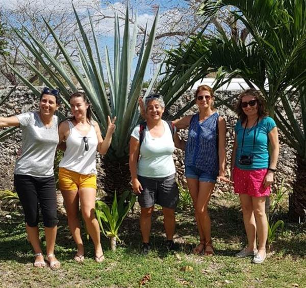 découvrir le Mexique en circuit en petit groupe de 10 personnes
