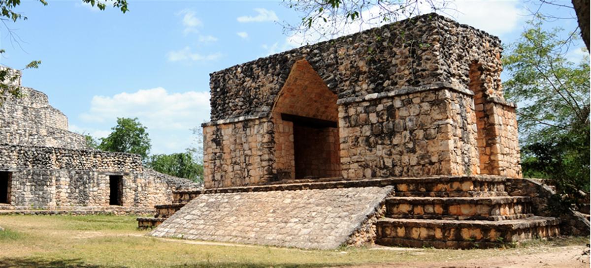 Visiter Ek Balam au Mexique