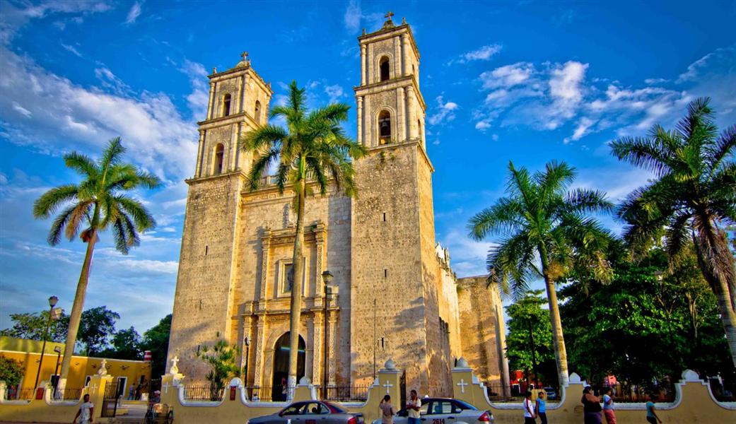 Valladolid au Mexique