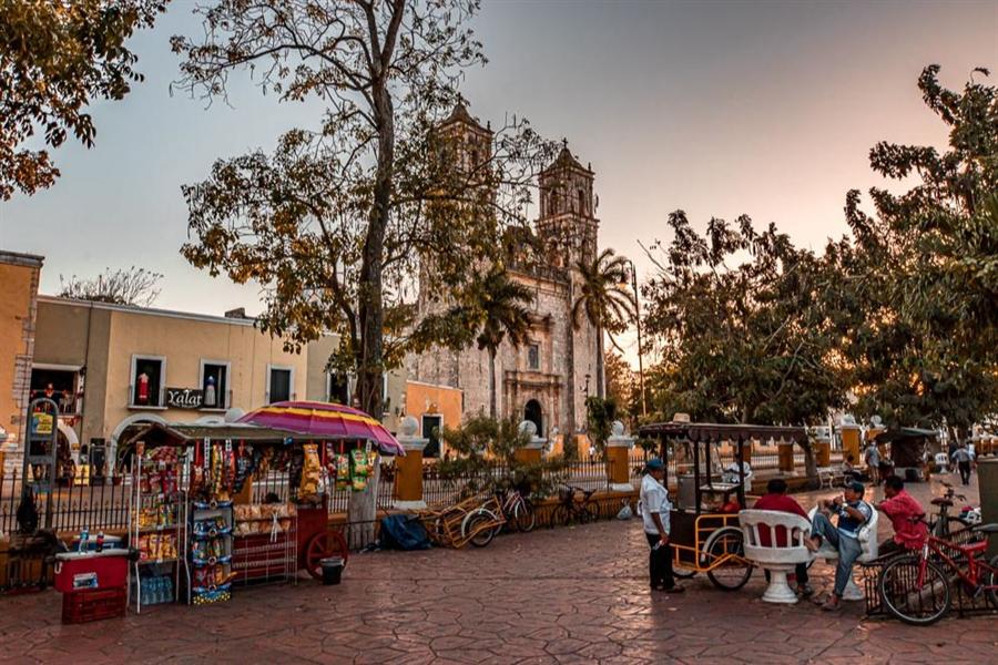 découvrir Valladolid au Yucatan