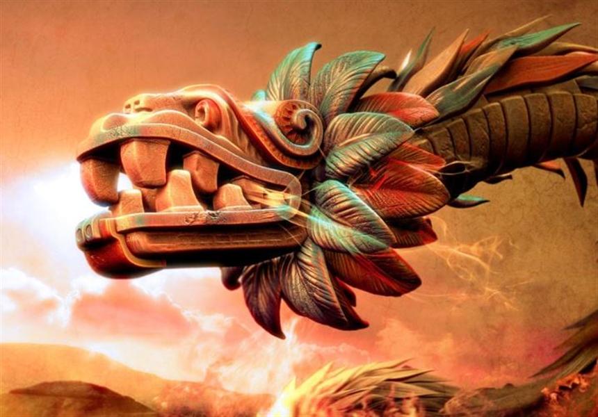 Circuit au Mexique connaitre Quetzalcoátl