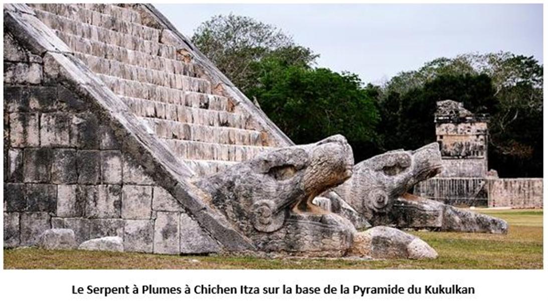 visiter Chichen Itza en voyage au Mexique