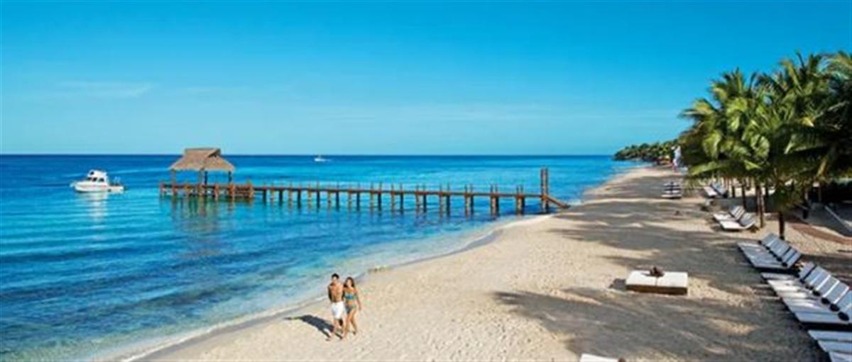 plages de Cozumel sur la Riviera Maya au Mexique