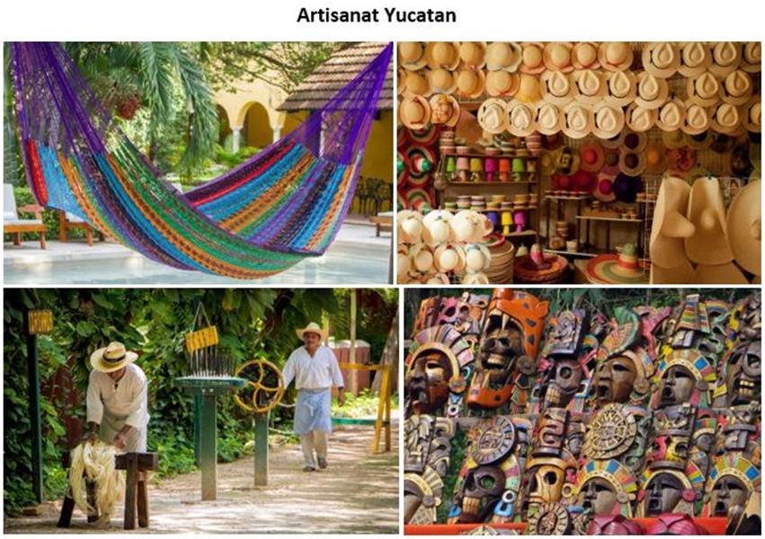 voyager au yucatan pour découvrir l'artisanat de la région