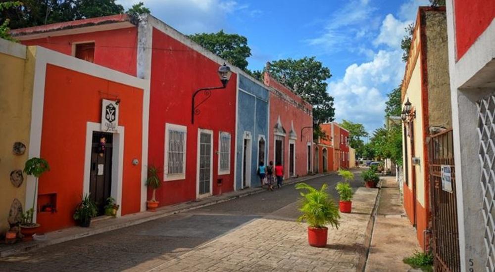 découvrir Valladolid lors de son circuit au Mexique