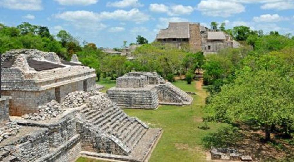 visiter Ek Balam pendant son séjour au Mexique sur mesure