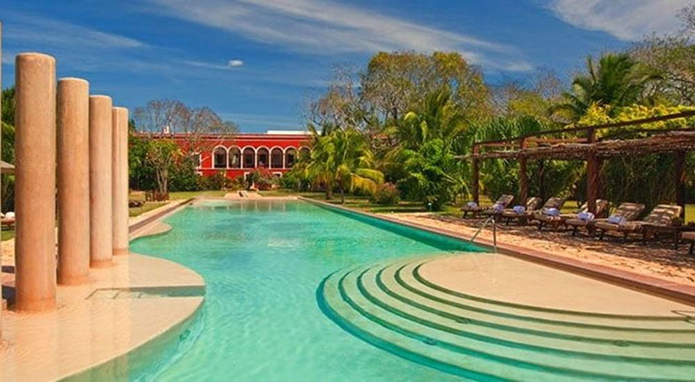 hacienda temozon luxe