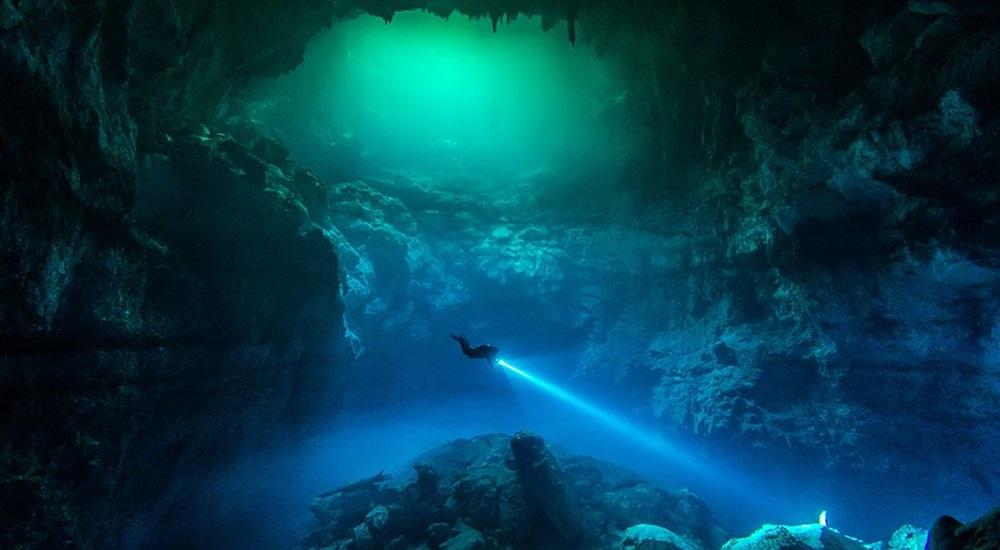 voyage plongée en cenote au Mexique