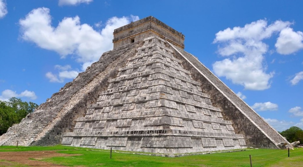 voyager a chichen itza au mexique