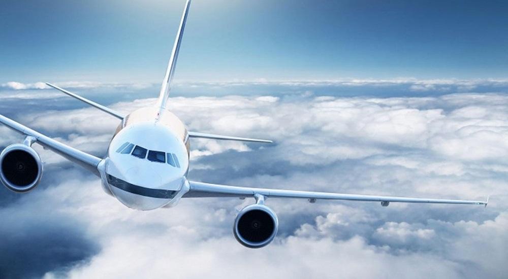 voyage en avion au Mexique