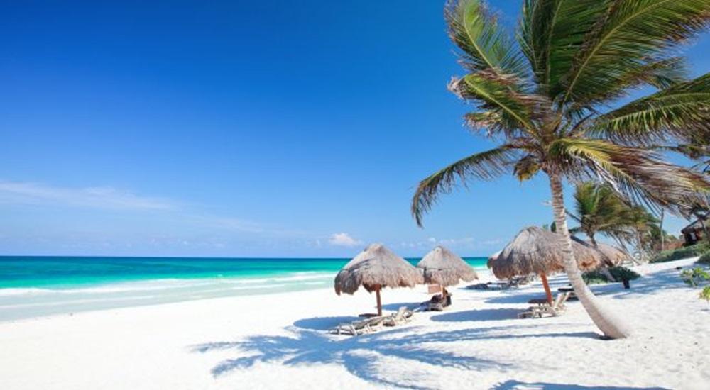 plus belles plages du Mexique