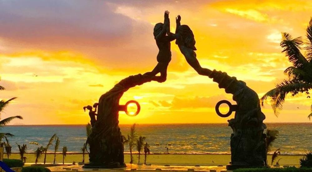 Arriver à Playa del Carmen et découvrir la 5ème avenue avec ses enfants