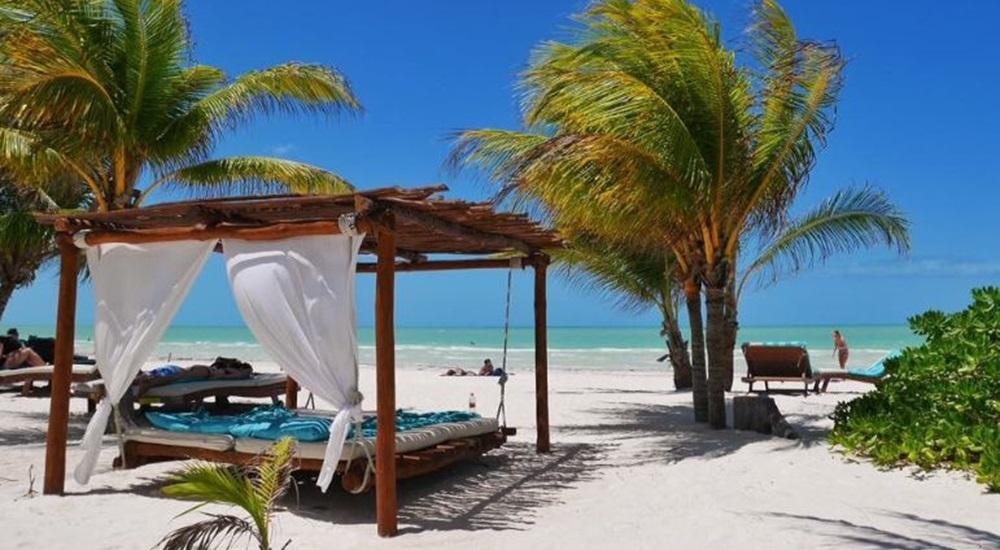 finir en beauté son voyage au Mexique au bord des plus belles plages du Yucatan
