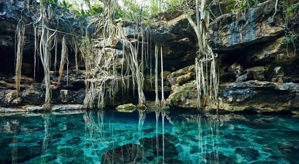 cenote du yucatan