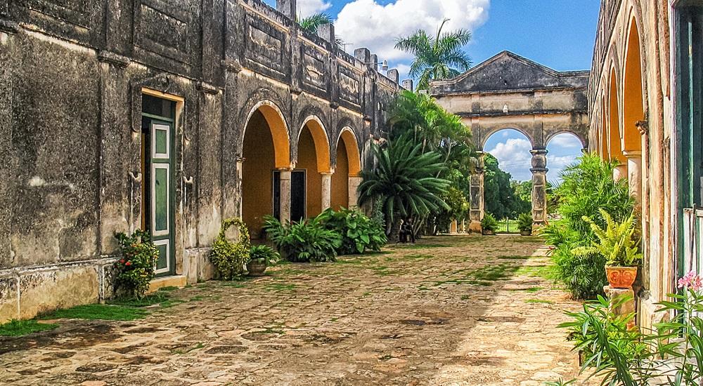 visiter une hacienda au mexique