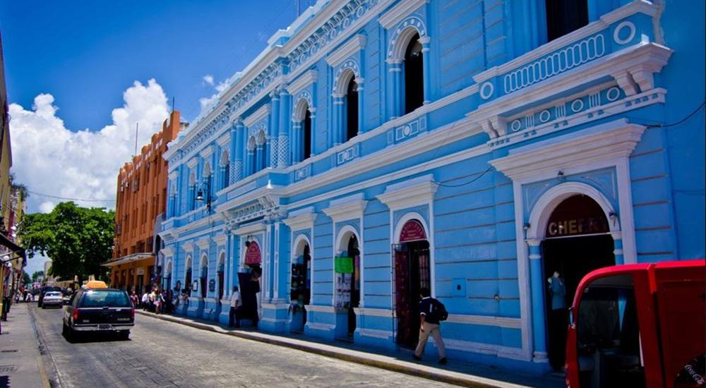 visiter merida en voyage de groupe au mexique