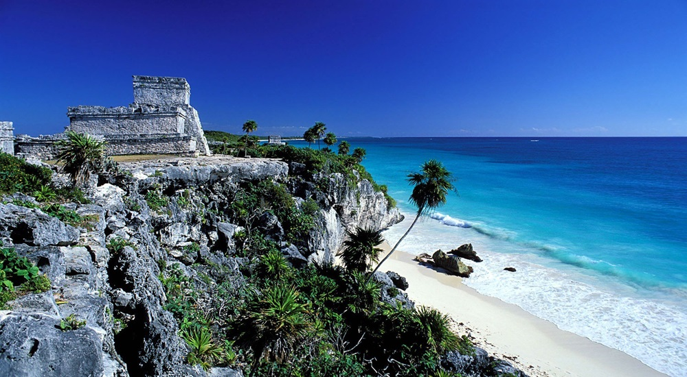 visiter tulum pendant son circuit au Yucatan en petit groupe