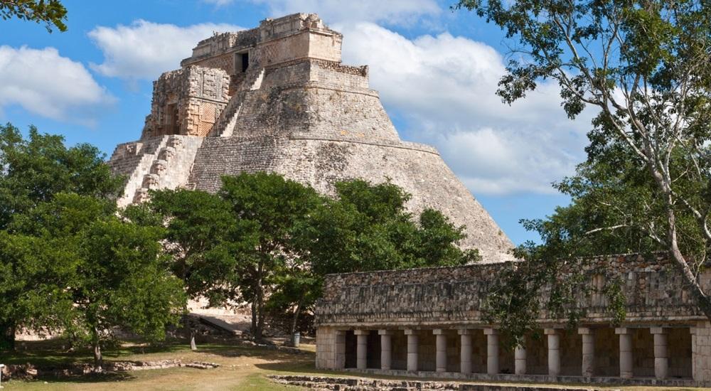 visiter Uxmal lors d'un voyage de noces au Mexique