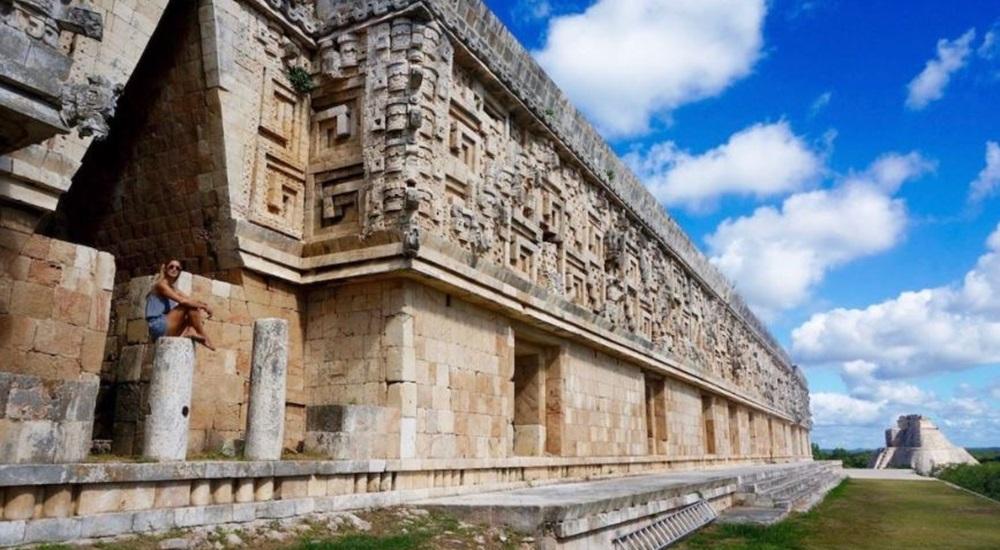 découvrir uxmal au mexique