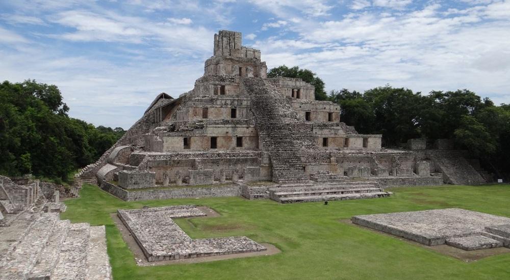 voyager au yucatan pour voir edzna
