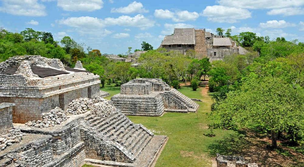 découvrir ek balam dans le Yucatan