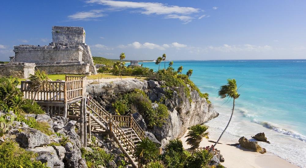 explorer tulum en voyage au yucatan