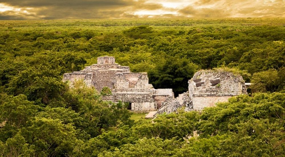 visiter ek balam en voyageant au mexique