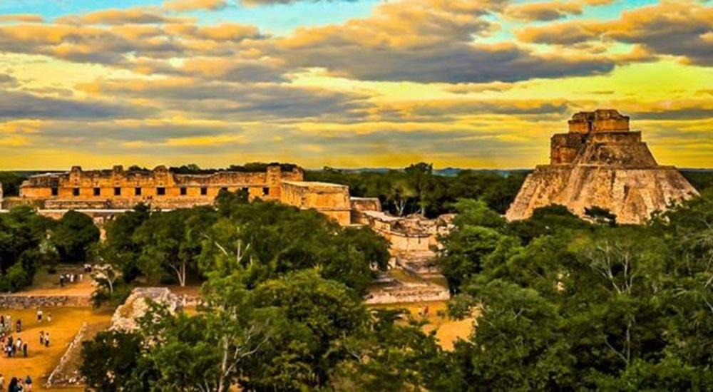 découvrir Uxmal pendant son road trip au Yucatan