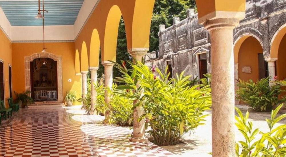 aller visiter un hacienda lors d'un voyage au Mexique sur mesure