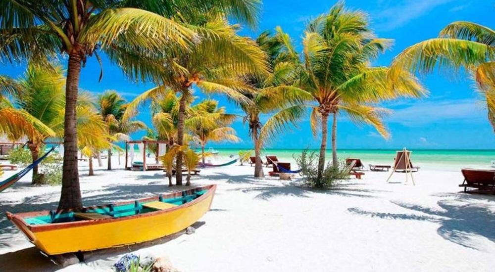 voyager au Mexique pour voir des plages paradisiaques