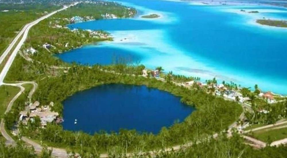 Jour 3: Lagune de Bacalar