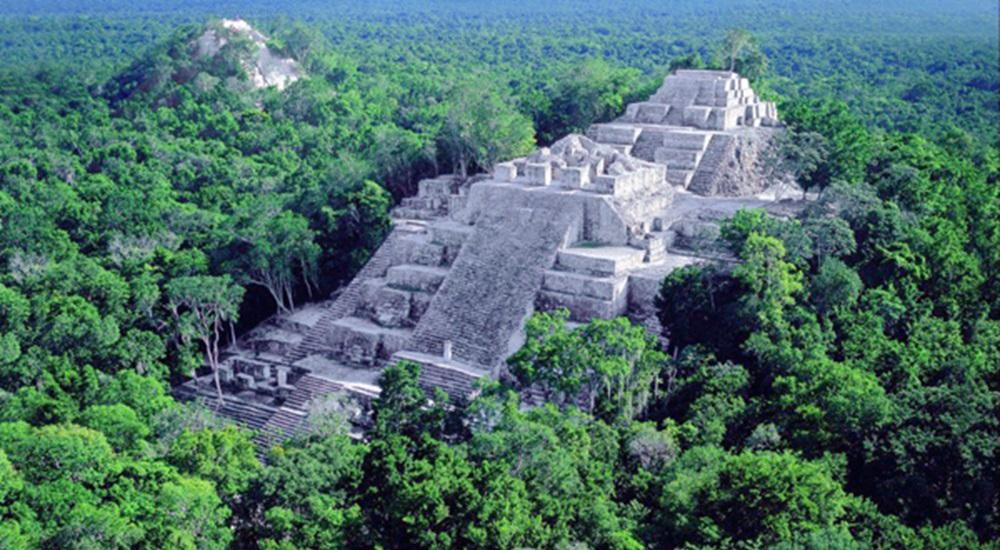 Jour 4: Visite de Calakmul - Campeche