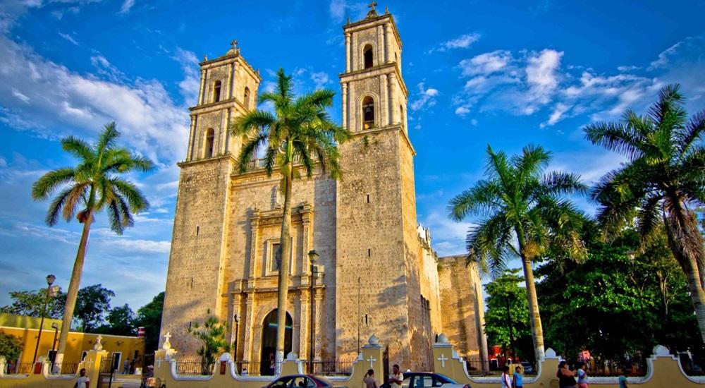 Jour 7: Izamal - Chichen Itza - Valladolid