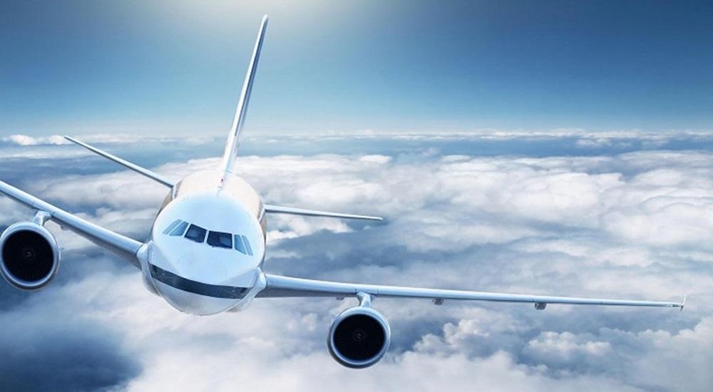 Avion pour partir en voyage à Cuba