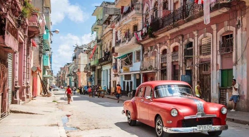 découvrir La Havane en voiture américaine
