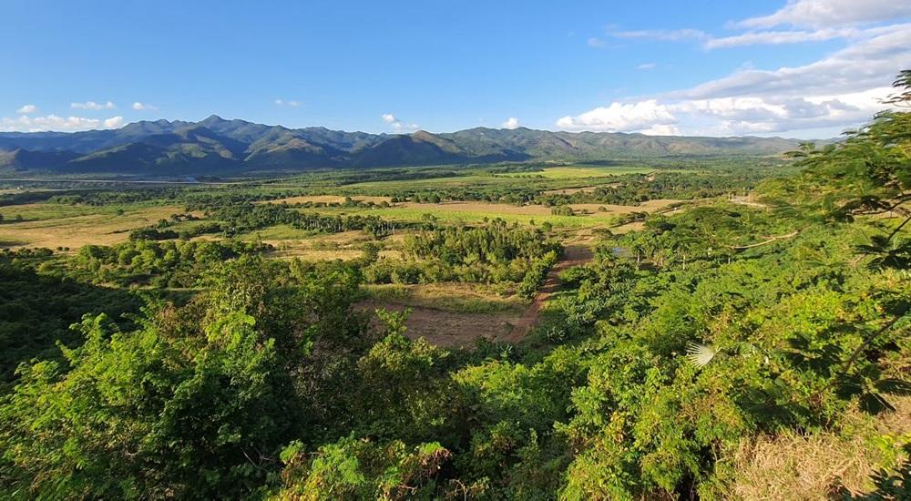 valle de los ingenios proche de cuba