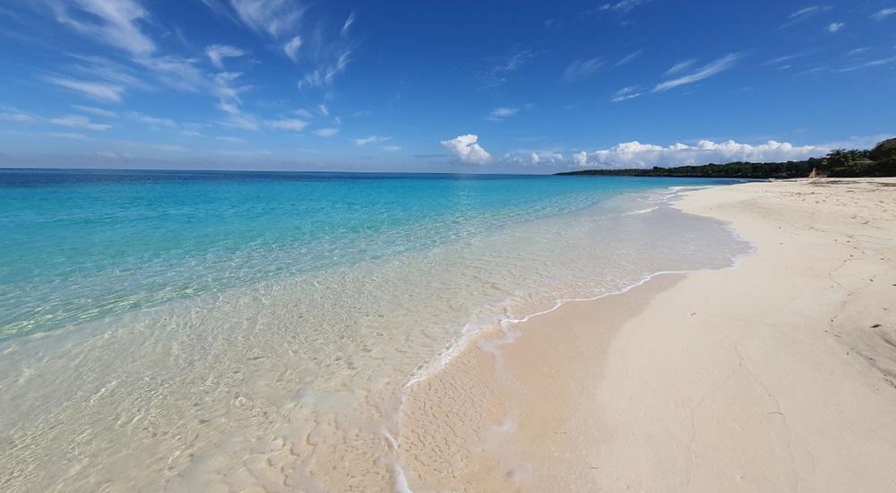 plage de cayo santa maria lors d'un séjour a cuba