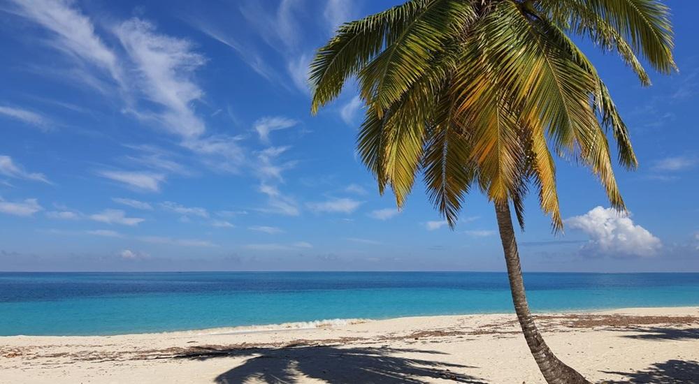 plage paradisiaque pour finir un voyage a cuba