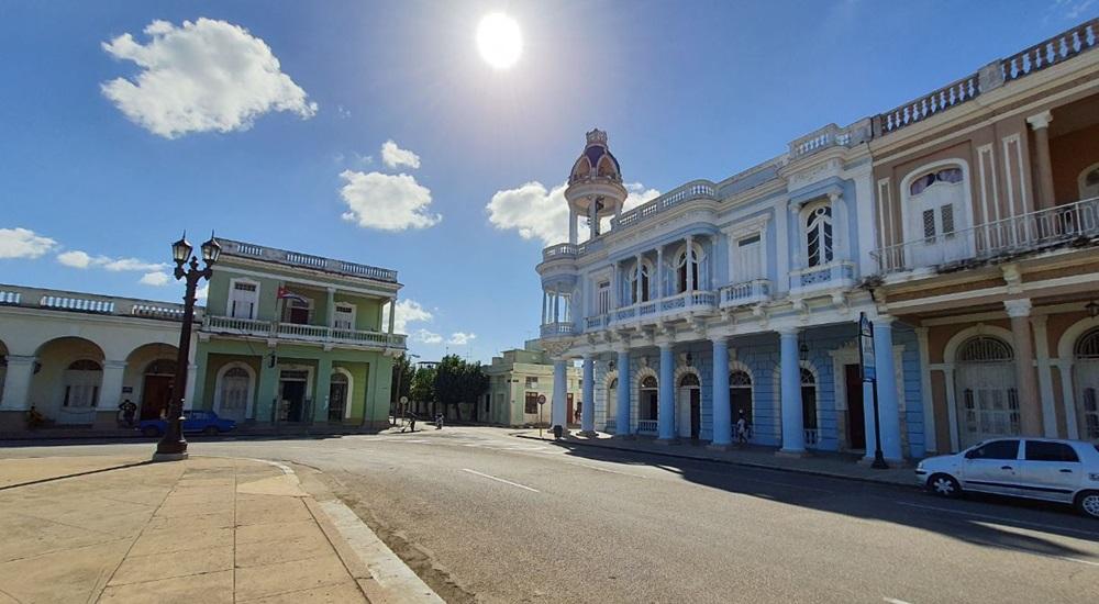 centre historique de cienfuegos a cuba
