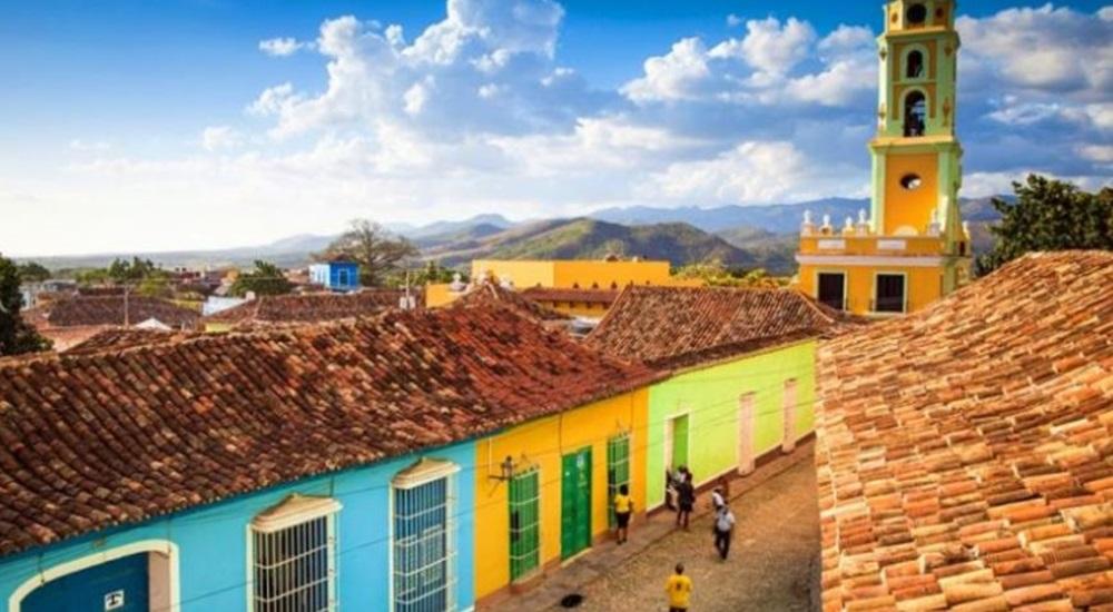 Visiter trinidad en famille a Cuba
