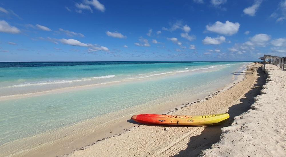 plage paradisiaque pour un séjour en famille a cuba