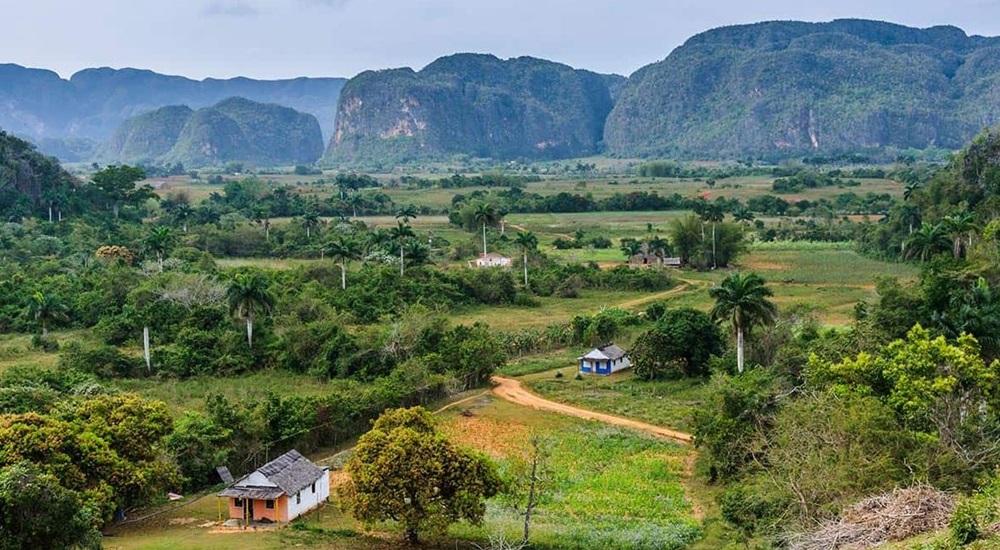 paysage de vinales a cuba