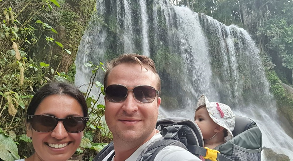 cascades autour de trinidad