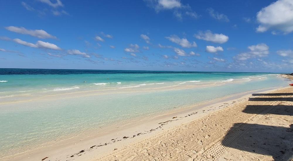 plage de cayo coco en voyage a cuba