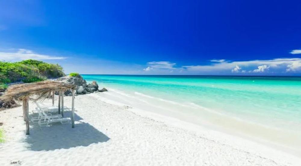 plus belle plage de Cuba